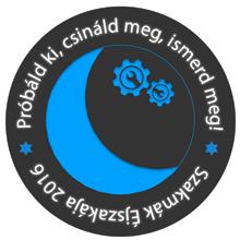 Szakmák Éjszakája 2016 logó