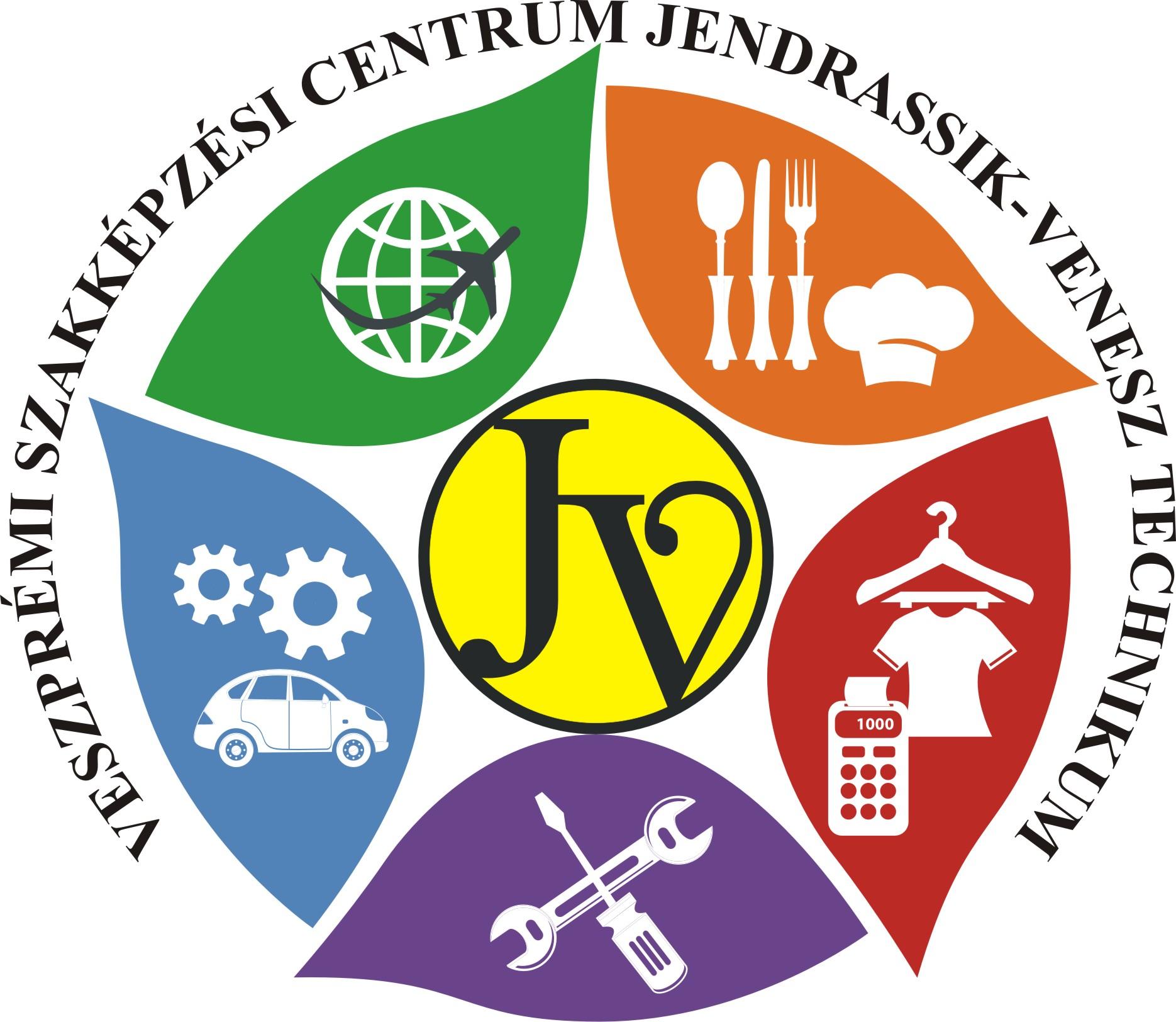 Jendrassik-venesz logó