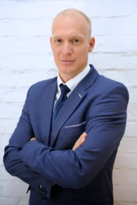 Főigazgatói portré - Kavalecz Gábor